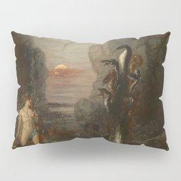 Gustave Moreau - Hercules and the Lernaean Hydra Pillow Sham