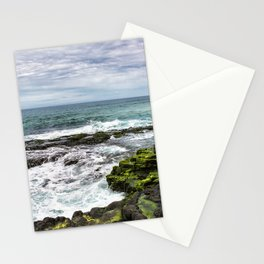 View From Secret Beach Stationery Cards