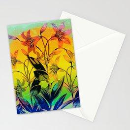 Lily Study Stationery Cards