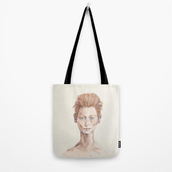Tilda Swinton Inspiration Tote Bag
