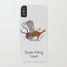 Double Rolling Sobat! iPhone Case