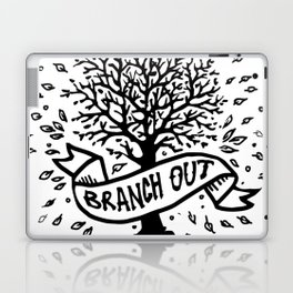 Branch Out Laptop & iPad Skin