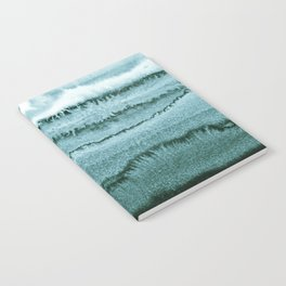 WITHIN THE TIDES - OCEAN TEAL Notebook