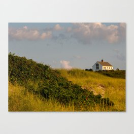 Edward Hopper House, Truro Cape Cod Canvas Print