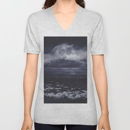 Mixed emotions Unisex V-Neck