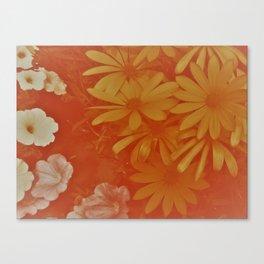 Burnt Summer Canvas Print