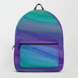 Mermaid Ocean Waves Backpack