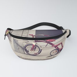 Old children's bike Fanny Pack