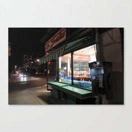 All Night Variety Canvas Print