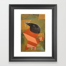 karga Framed Art Print
