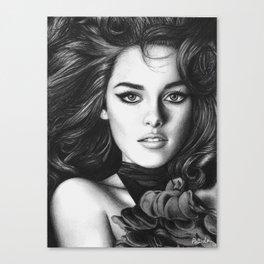 Kristen Canvas Print