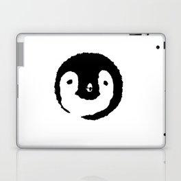 Baby Penguin Face Laptop & iPad Skin