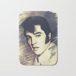 Elvis Presley, Music Legend Bath Mat
