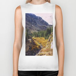 Autumn in Colorado Biker Tank