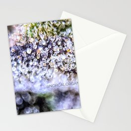 Purple Forum Cut Girl Scout Cookies Strain Stationery Cards