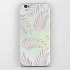 Palm Leaves 2 iPhone Skin