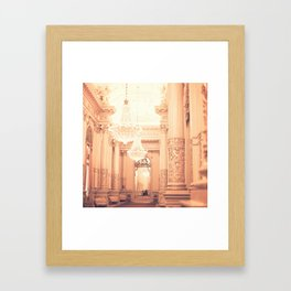 The Golden Room II Framed Art Print