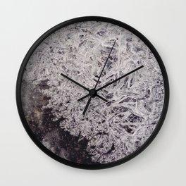 Freeze Pave Wall Clock