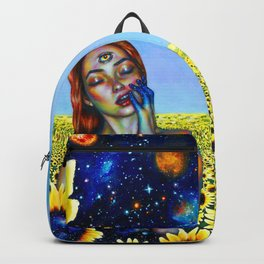 Outer and inner suns Backpack