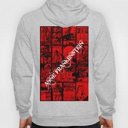 RED - Anne Frankenstein Book I - Resurrection  Hoody