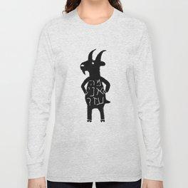 Goats Long Sleeve T-shirt