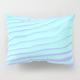 Ocean Waves Pillow Sham