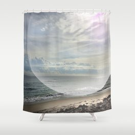 days of miracle & wonder Shower Curtain