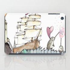Accordion Sea iPad Case