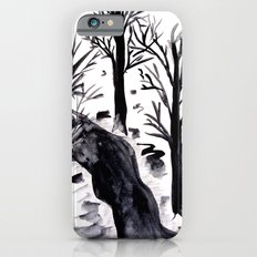 Black Crystall Frost Slim Case iPhone 6s
