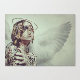 Dissimulation Canvas Print