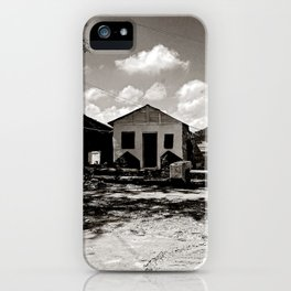 Casitas iPhone Case
