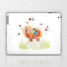 Happy New Year 2014  Laptop & iPad Skin