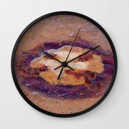 Jellyfish upside down Wall Clock