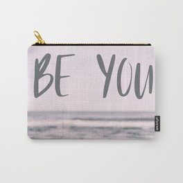Be You (Waves) Carry-All Pouch