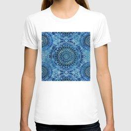 Boho Pool Mandalas T-shirt