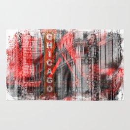 Chicago   Geometric Mix No. 4 Rug