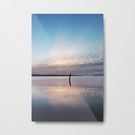 Columbia River From Washougal. Metal Print