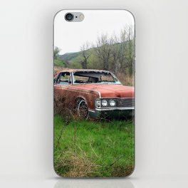 Mama Said There'd Be Days Like This iPhone Skin