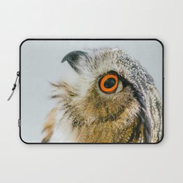 Eurasian Eagle Owl Laptop Sleeve