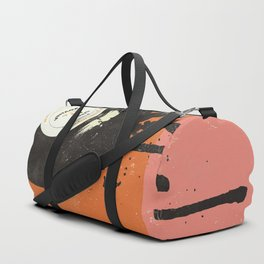 VINTAGE VINYL DRIP Duffle Bag