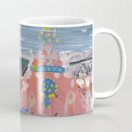 Houses of the Blackheads I Coffee Mug