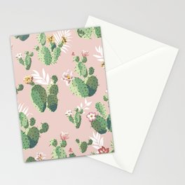 Another cactus design Stationery Cards