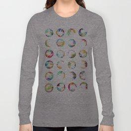 24 Dots Long Sleeve T-shirt