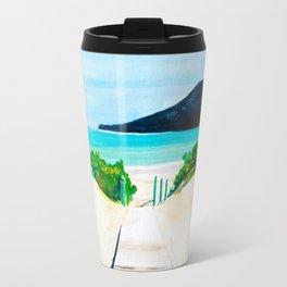 Hello Paradise Travel Mug