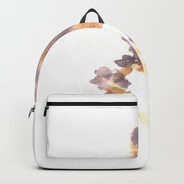 Soft Texture Watercolor | [Grief] Drained Backpack