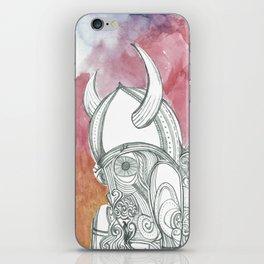 The Viking iPhone Skin