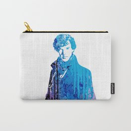 SHERLOCK 001 Carry-All Pouch