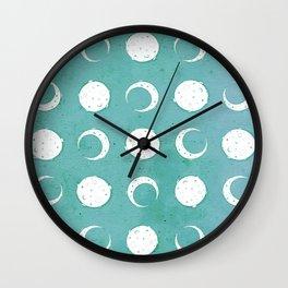 Moon 1 Wall Clock