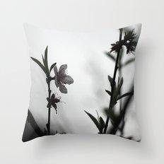 Blossom II Throw Pillow