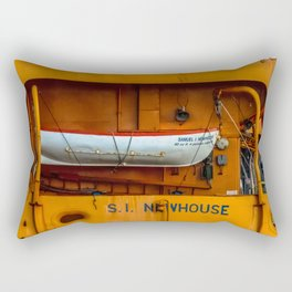 The Ferry Boat Newhouse Rectangular Pillow